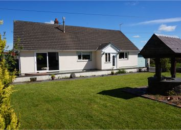 Thumbnail 5 bed detached bungalow for sale in Llanfihangel-Ar-Arth, Pencader