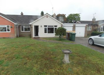 Thumbnail 3 bed bungalow to rent in Sycamore Road, Launton, Bicester