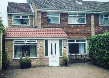 Thumbnail 5 bedroom semi-detached house for sale in Greville Avenue, Selsdon, South Croydon