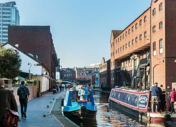 Thumbnail 1 bed property for sale in Summer Hill Street, Birmingham