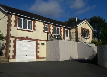 Thumbnail 3 bed detached bungalow for sale in High View, Llanfynydd, Carmarthen