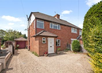 Thumbnail 3 bed semi-detached house for sale in Newtown Road, Marlow, Buckinghamshire