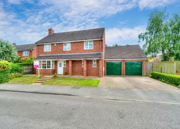Thumbnail 5 bed detached house for sale in Rushmere Close, Bow Brickhill, Milton Keynes