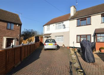 Thumbnail 3 bed end terrace house for sale in Oxleys Road, Waltham Abbey, Essex