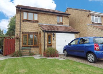 Thumbnail 3 bedroom detached house to rent in Boundary Close, Swindon, Wiltshire