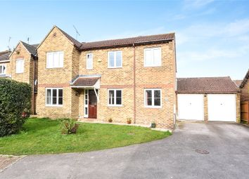 Thumbnail 5 bed detached house for sale in Poundfield Way, Twyford, Reading, Berkshire