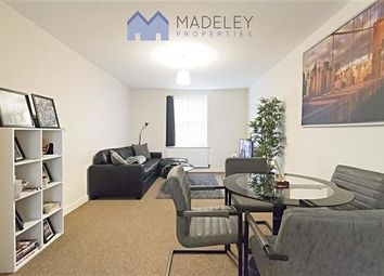 Thumbnail 1 bed flat to rent in Romily Court, St Albans Road, High Barnet, London