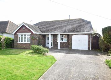 Thumbnail 3 bed detached bungalow for sale in Lower Sands, Dymchurch, Kent
