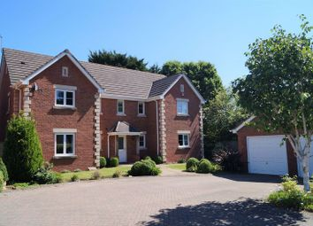Thumbnail 5 bed detached house for sale in Grovelands, Barnwood, Gloucester