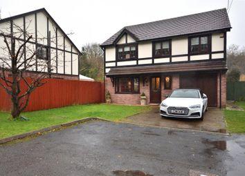 Thumbnail 4 bed detached house for sale in Pen Y Cwm, Cockett, Swansea