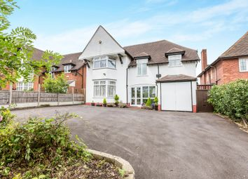 Thumbnail 4 bed detached house for sale in Anderton Park Road, Moseley, Birmingham