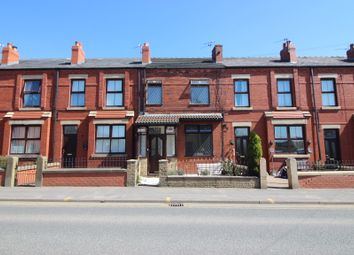 3 bed terraced house to rent in Warrington Road, Abram, Wigan WN2
