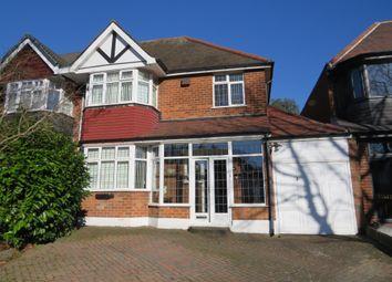 Thumbnail 3 bedroom semi-detached house for sale in Radstock Avenue, Hodge Hill, Birmingham