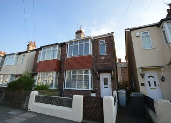 Thumbnail 2 bed semi-detached house to rent in Danescourt Road, Birkenhead