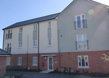 Thumbnail 2 bedroom flat to rent in Quicksilver Crescent, Picket Twenty, Andover