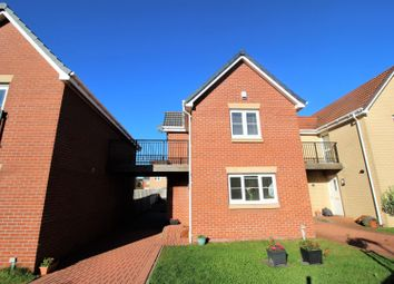 Thumbnail 2 bed link-detached house for sale in Wattle Lane, East Kilbride