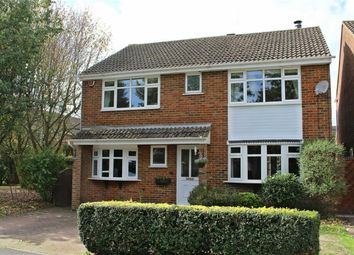 Thumbnail 4 bed detached house for sale in Harwood Close, Tewin, Tewin Welwyn, Herts