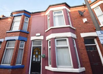 Thumbnail 2 bed terraced house to rent in Castle Street, Birkenhead
