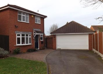 Thumbnail 3 bed detached house for sale in Melford Hall Drive, West Bridgford, Nottingham