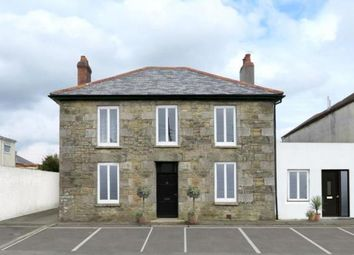 Thumbnail 1 bed flat for sale in Troon, Cornwall