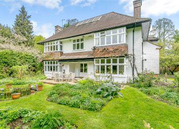 Thumbnail 5 bedroom detached house for sale in Horsham Road, Bramley, Guildford, Surrey