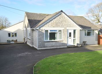 Thumbnail 4 bed detached bungalow for sale in Wincanton, Somerset