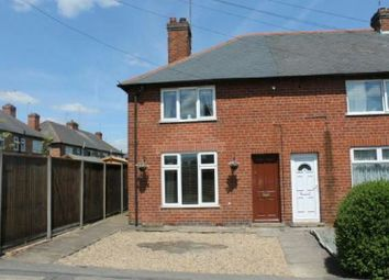 Thumbnail 2 bed town house to rent in Devonshire Avenue, Wigston
