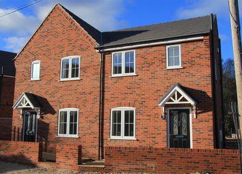 Thumbnail 3 bed property to rent in Netherthorpe Villas, Killamarsh, Sheffield