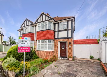 Thumbnail Semi-detached house for sale in Bargate Close, New Malden