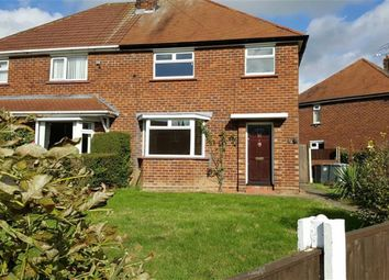 Thumbnail 3 bed semi-detached house to rent in Barthomley Crescent, Crewe, Cheshire