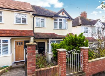 Thumbnail 3 bed end terrace house for sale in Michael Road, London