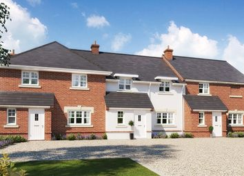 Thumbnail 3 bed mews house for sale in North Road, Brockenhurst