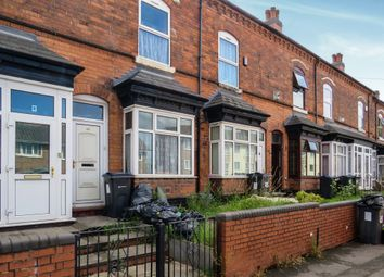 Thumbnail 2 bed terraced house for sale in Wood Lane, Handsworth, Birmingham