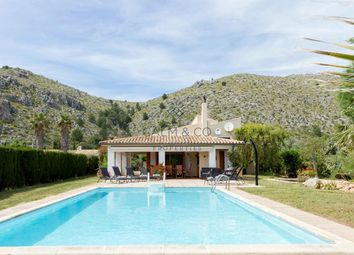Thumbnail 4 bed villa for sale in Pollença, Baleares, Spain