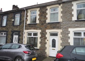 Thumbnail 3 bed terraced house for sale in Glandwr Street, Abertillery