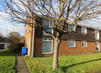 Thumbnail 2 bed flat for sale in Poole Close, Eastfield Chase, Cramlington
