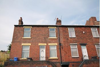 Thumbnail 2 bed terraced house to rent in Loxley New Road, Malin Bridge, Sheffield