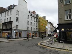 Thumbnail 2 bed flat to rent in George Street, Perth And Kinross