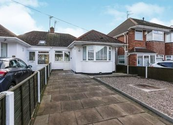 Thumbnail 2 bed bungalow for sale in Brean Avenue, South Yardley, West Midlands, Birmingham