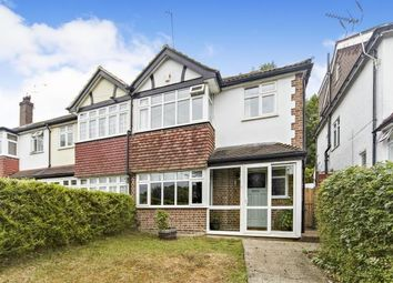Thumbnail 3 bedroom end terrace house for sale in Avondale High, Croydon Road, Caterham, Surrey
