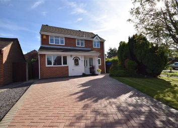 Thumbnail 4 bedroom detached house for sale in Turner Avenue, Lostock Hall, Preston, Lancashire