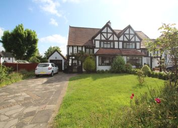 Thumbnail 3 bed semi-detached house to rent in Princes Avenue, Petts Wood, Orpington, Kent