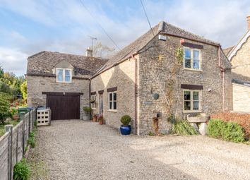 Thumbnail 3 bed barn conversion for sale in The Street, Crudwell, Malmesbury