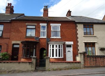 3 bed terraced house for sale in Freehold Street, Shepshed, Leicestershire LE12