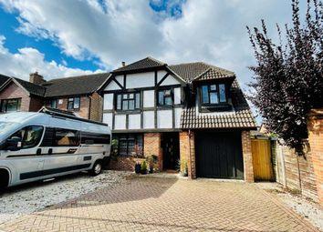 Thumbnail Detached house for sale in Lymington Close, Basingstoke
