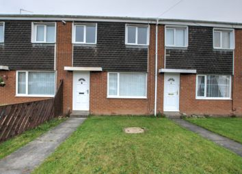 Thumbnail 3 bed terraced house for sale in Druridge Crescent, Blyth