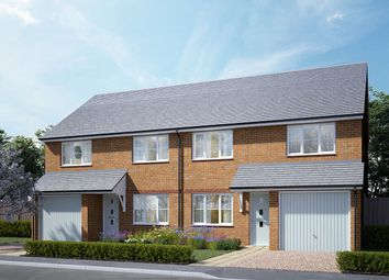 """Thumbnail 3 bedroom semi-detached house for sale in """"Birch Semi"""" at Rhuddlan Court, Caerphilly"""