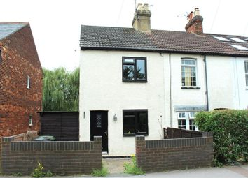 Thumbnail 2 bed terraced house for sale in High Street, Colney Heath, St Albans, Hertfordshire