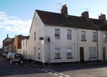 Thumbnail 2 bedroom end terrace house for sale in Meadow Street, Avonmouth, Bristol