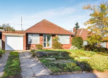 Thumbnail 3 bed bungalow for sale in Broadmead, Hitchin